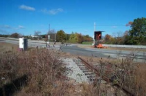Photo of Rt 2 Crossing for the Bruce Freeman Rail Trail