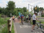 Summer Solstice Ride on the Bruce Freeman Rail Trail - June 21, 2014