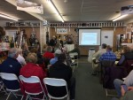 2017 Friends of the Bruce Freeman Rail Trail Annual Meeting at Pedal Power in Acton