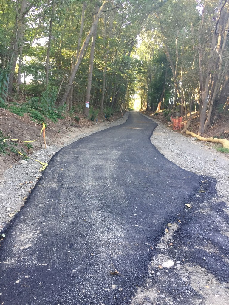 September 2017 - Paving near Old Marlboro  Road and Cottage Street